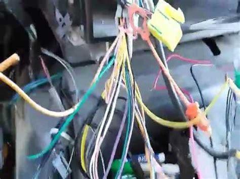 jvc kwv radio installation part  youtube