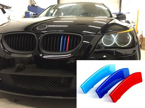 Bmw Sticker Grill by 3d Car Grille Sport Stripe Abs Decal Sticker For 2008 2010
