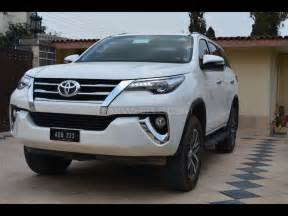 toyota fortuner 2017 for sale in islamabad pakwheels