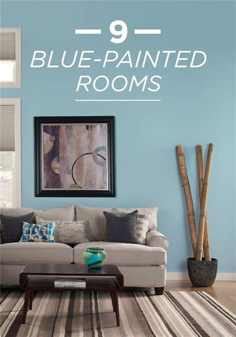 93 best images about blue rooms on diy living room paint colors and azure