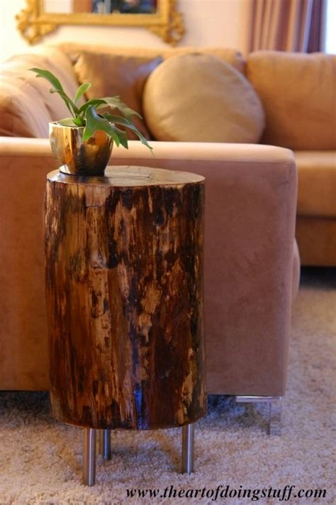 amazing diy log ideas