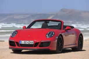 Carmine Porsche 2017 Porsche 911 4 Gts Review Gtspirit