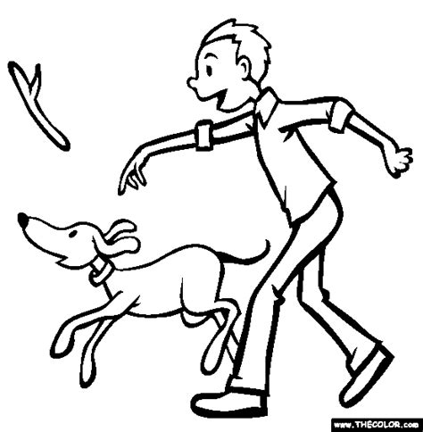 Fetch Search Coloring Pages Starting With The Letter P Page 6