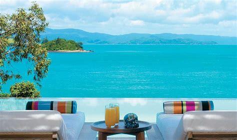 qualia resort  luxury experience aussie living