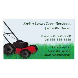 lawn mowing business cards 1 000 lawn mowing business cards and lawn mowing business