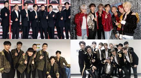 Papan Ujian Kpo Btob lagu exo bts dan wanna one btob masih berjaya di 3 chart digital netter kagum
