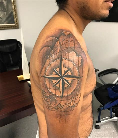 choosing a tattoo design 75 and compass designs meanings choose