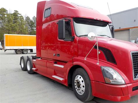 2008 volvo truck models 2008 volvo vnl64t670 sleeper truck for sale 812 406 miles