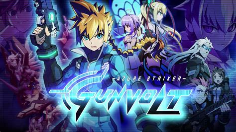 Kaset 3ds Azure Striker Gunvolt Striker Pack azure striker gunvolt striker pack coming to switch nintendo everything