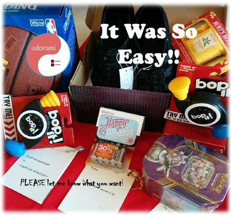 Superb Christmas Tree Shop Donation Request #4: Secret-SAnta-gifts.jpg