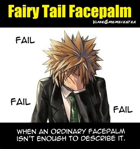 Fairytail Memes - funny fairy tail memes google search anime pinterest