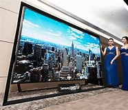 Image result for largest tv. Size: 186 x 160. Source: www.cnet.com