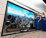 Image result for largest TV. Size: 194 x 160. Source: www.cnet.com