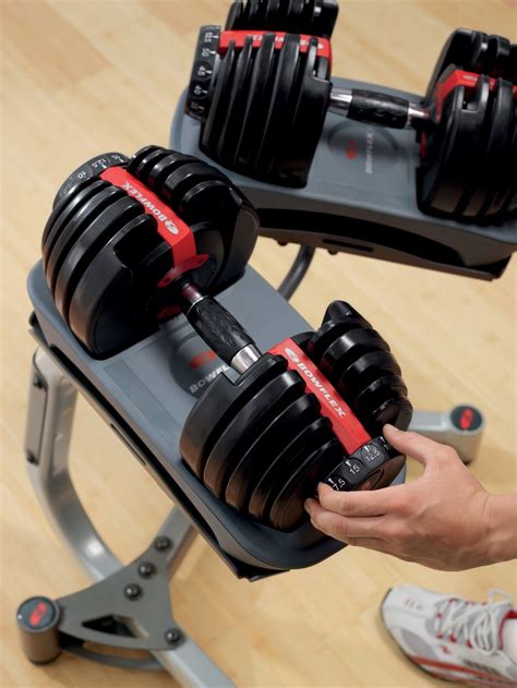 bowflex dumbbells and bench bowflex selecttech 552 adjustable dumbbells review