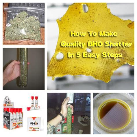 dab making machine how to make quality bho shatter in 5 easy steps daily