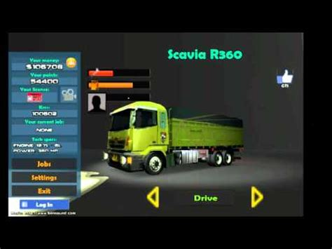 mod game android indonesia grand truck simulator android mod indonesia part 2 youtube