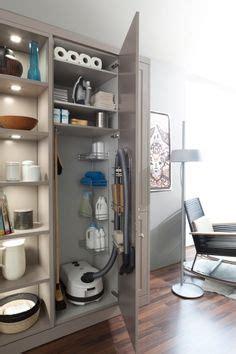 speisekammer organizer organized inside of a cleaning closet ikea i need