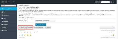 cara membuat vm melalui panel reseller vps idcloudhost cara install ssl di plesk panel step 2 rumahweb s news