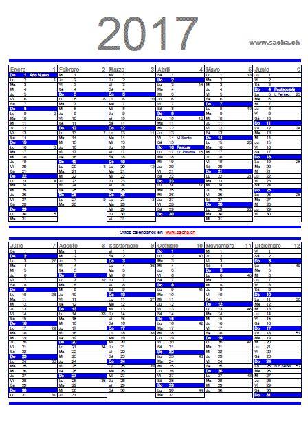 Calendario Zaragozano 2017 Pdf Calendario 2017 2018 2019 Para Imprimir Pdf En Espa 241 Ol