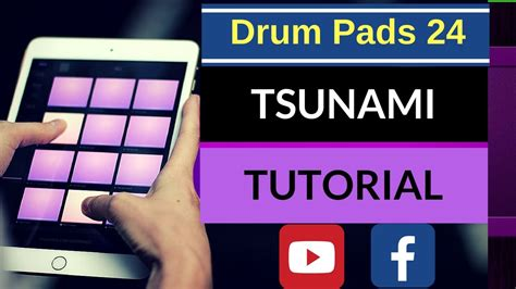 download tutorial drum pads 24 how to play tsunami electro drum pads 24 tutorial big