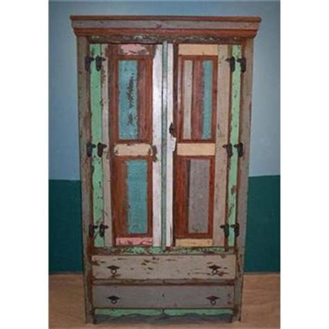 vintage tv armoire antique primitive paint tv armoire linen press 1932807