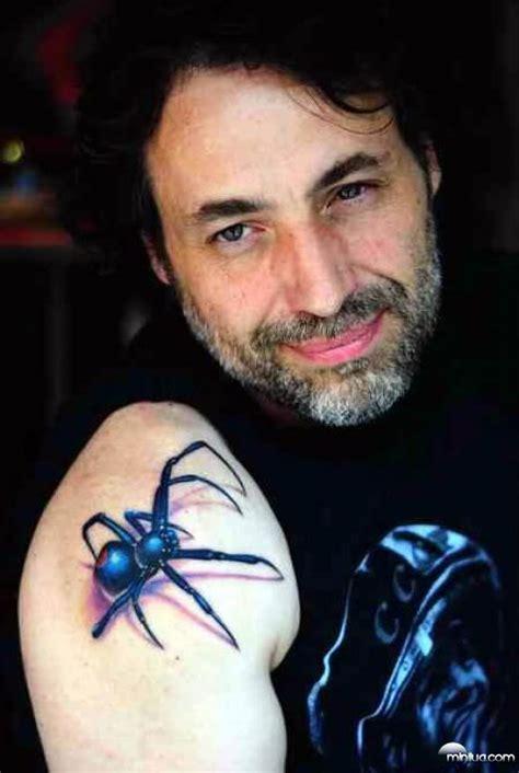 tattoo 3d real tatuagens 3d de aranhas tatuagens masculinas e femininas