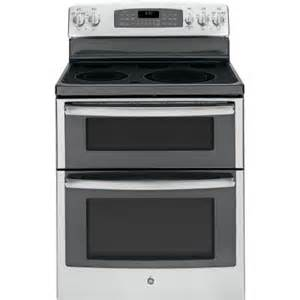 home depot stainless steel stove ge 6 6 cu ft oven electric range with self