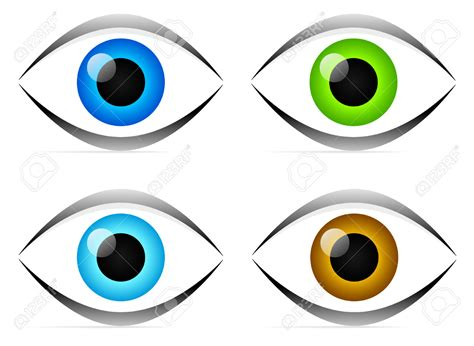 clipart occhi vision eyeball icon clipart panda free clipart images
