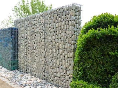 Gartengestaltungsideen Mit Gabionen
