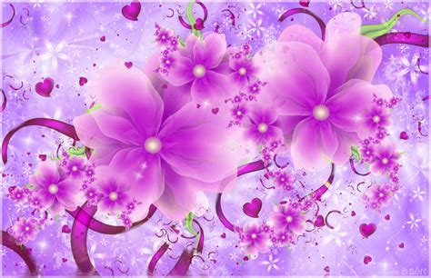 pink flower wallpaper wnp wallpapers pictures pink flower romance wallpaper