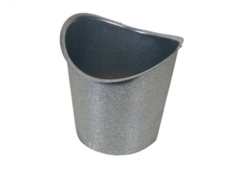 K Style Galvanized Gutters - the outlet or drop outlet is used to connect the