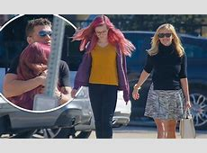 Reese Witherspoon and daughter Ava visit ex-husband Ryan ... Reese Witherspoon Ex Husband
