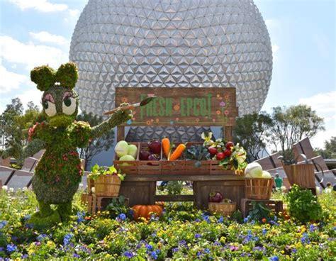 Flower Gardens In Orlando Disney Reveals 2017 Garden Rocks Concert Series Line Up Orlando Tickets Hotels Packages