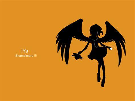 Mp3 Player Trafalgar Mp3 Player Anime ipod shameimaru aya silhouette touhou konachan