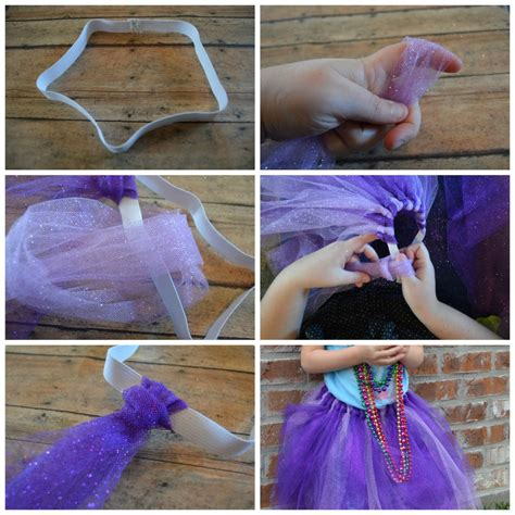 How To Make Comfortable by Easy Diy Tutu Big Happy