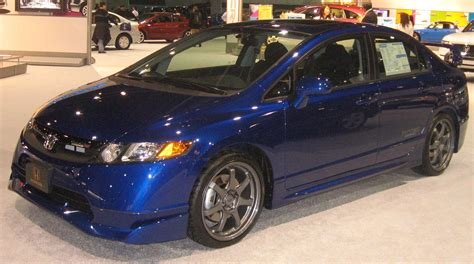 honda civic si modified honda civic 2008 modified