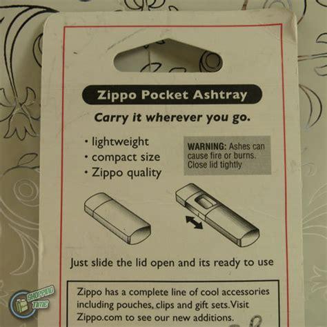 Astray Zippo Original Asbak Original Zippo zippo genuine ashtray ash tray cigarette tobacco pocket