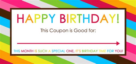 happy birthday voucher template happy birthday blank lara flickr