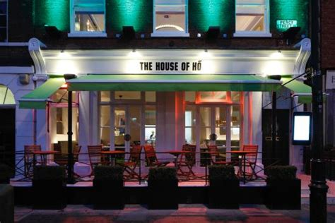 The House Restaurant by The House Of Ho Fitzrovia Restaurant Reviews