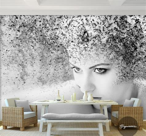Custom Hitam Putih indah hitam wallpaper promotion shop for promotional indah