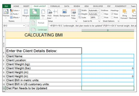page layout scale excel how to use the convert function in excel and creating a