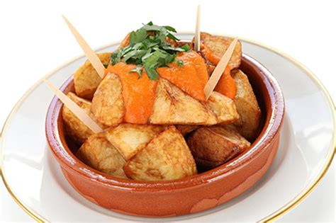 cocina patatas salsa de patatas bravas receta