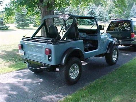 sell used 1985 jeep cj7 base sport utility 2 door 4 0l in