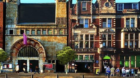 National Bar And Dining Room by Whitechapel Art Gallery Sightseeing Visitlondon Com