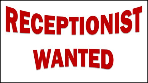 Search For In Sa Available 187 Receptionist Pretoria
