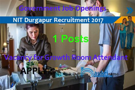 how much do room attendants make nit durgapur growth room attendant 10th