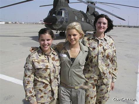 GlamGalz.com   Beautiful Military Women Around the World