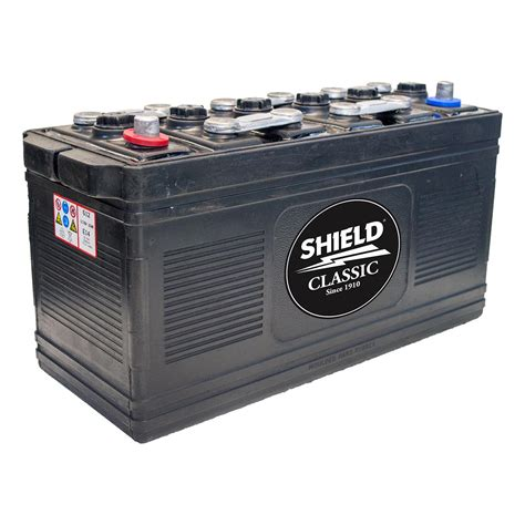 Car Battery Types Uk by Shield 612 12v Classic Car Battery Www Batterycharged Co Uk