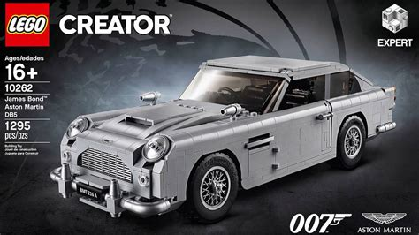 lego aston martin officieel 007 aston martin db5 als lego creatie autoblog nl