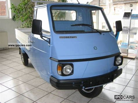 1984 piaggio apecar p2 car photo and specs